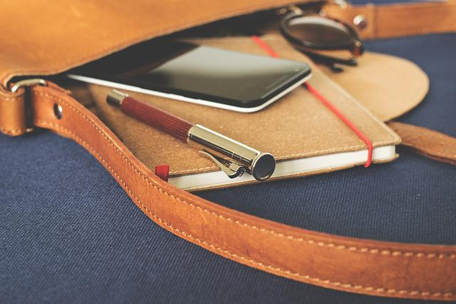 Bag, Leather Goods, Handbag, Notebook, Accessories