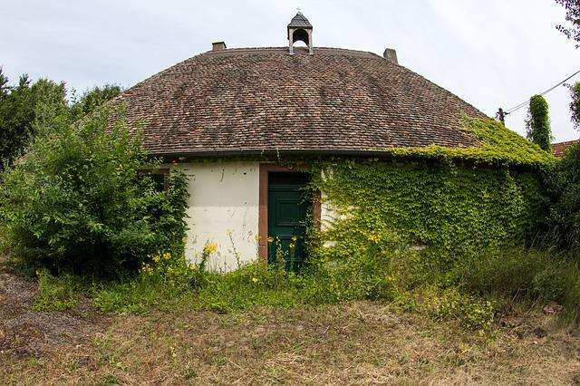 Home, Country House, Leave, Idyllic, Cottage