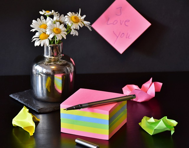 Paper, Block, Leave, Note, Pen, Office, List