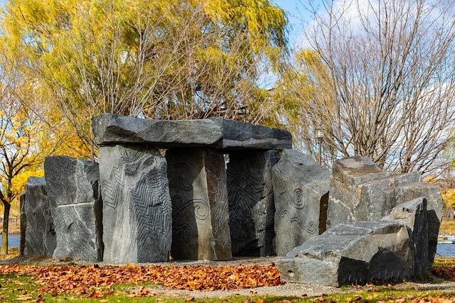 Autumn, Park, Leaves, Trees, Landscape, Season, October