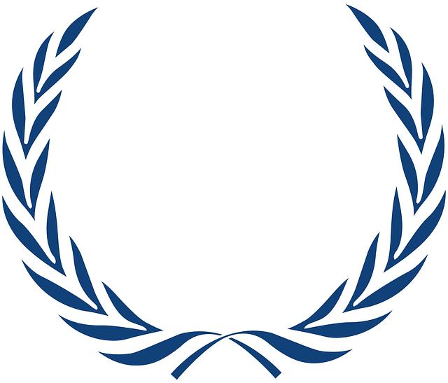 Laurel Wreath, Laurels, Leaves, Honor, Blue, History