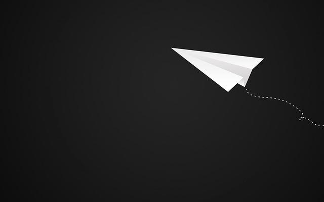 Plane, Paper Airplane, Avion-white, Leaves
