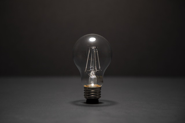 Light, Bulb, Lamp, Electricity, Dark, Off, Led