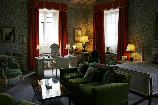Room, Leeds Castle