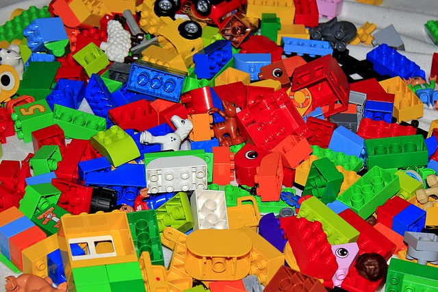 Lego Blocks, Toys, Children's