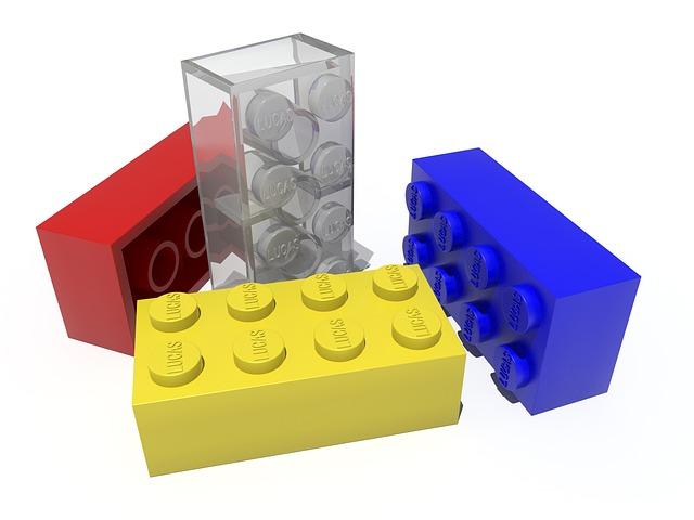 Lego, Lego Blocks, Stones, Toys, From Lego, Module