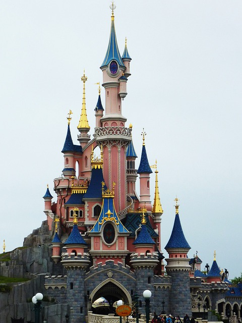 Disneyland Paris, France, Leisure Park