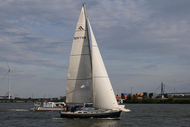 Sailing Yacht, Sail, Vacations, Summer, Leisure, Water