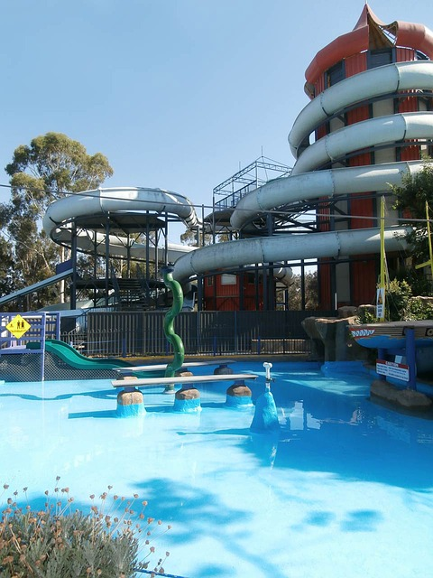 Waterpark, Pool, Water, Aqua, Fun, Leisure, Aquapark