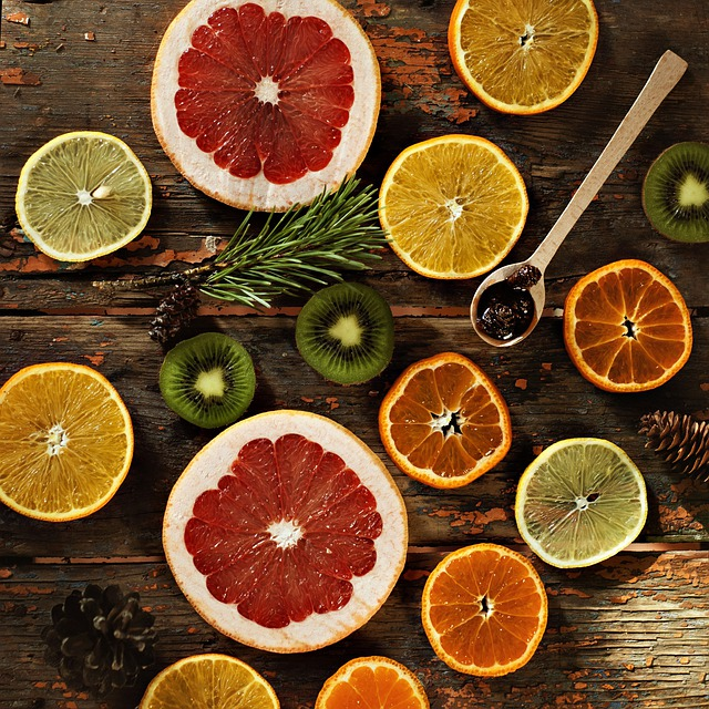 Fruit, Food, Lemon, Lime, Background, Citrus, Healthy