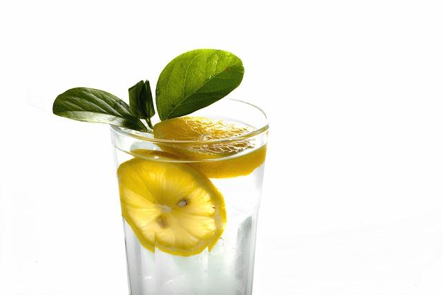 Drinks, Lemonade, Mint