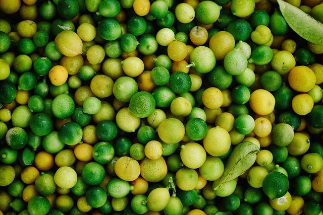 Citrus, Citrus Fruit, Fruits, Lemons