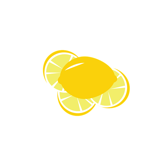 Lemons, Citrus, Slices