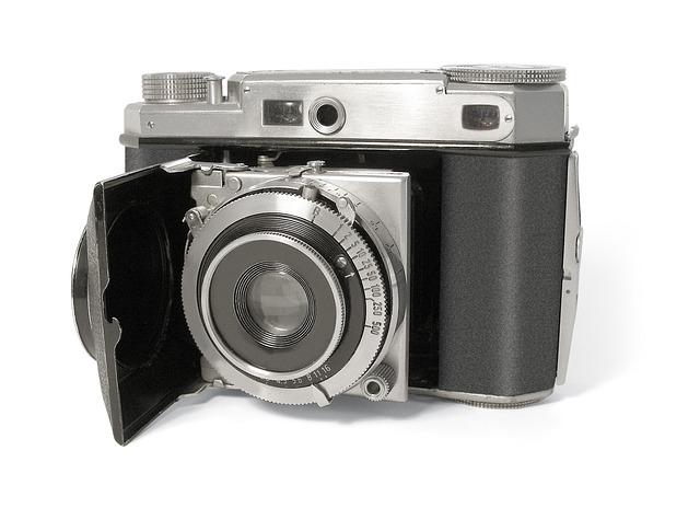 Camera, Lens, Photographer, Photo, Technology