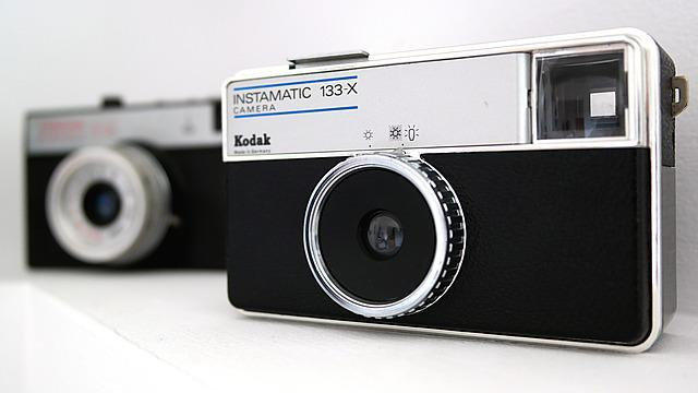 Lens, Okiennica, Classic, Outdated, Camera