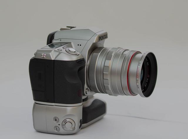 Lens, Zoom, Equipment, Camera, Pentax, Digital Camera