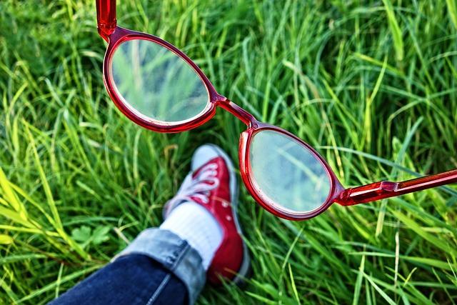 Glasses, Lens, Frame, Eyesight, Vision, Eye, Spectacles