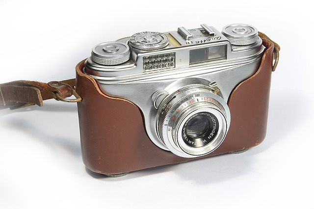 Old Camera, History, Camera, Lens, Classic, Outdated