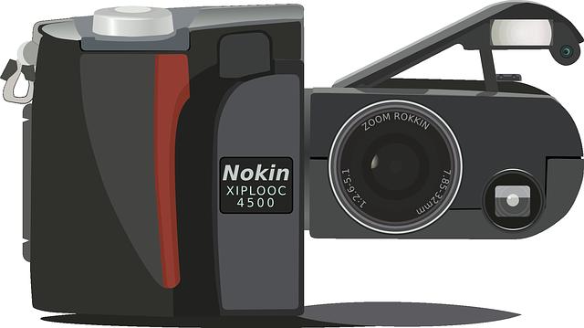 Digital, Camera, Entertainment, Photography, Lens