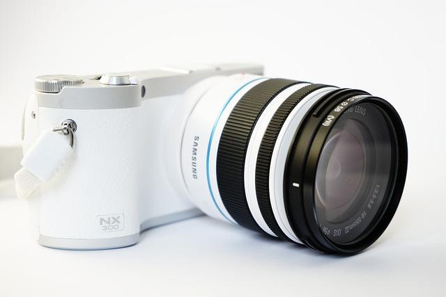 Lens, Zoom Lens, Camera, Samsung Nx 300, Samsung