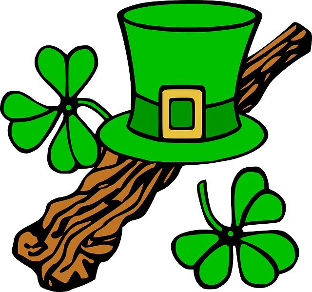 Saint Patricks Day, Shamrock, Ireland, Leprechaun