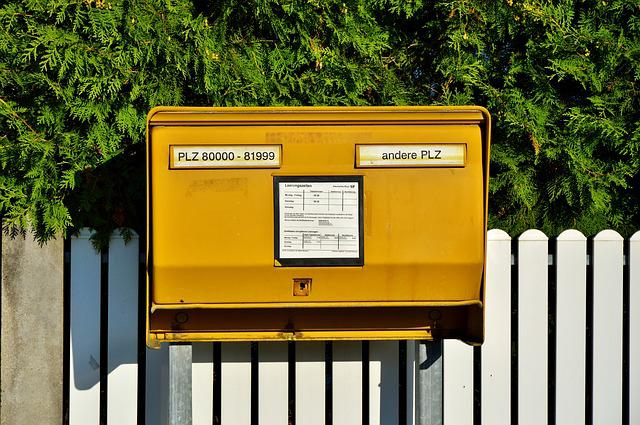 Mailbox, Letter Boxes, Post Mail Box, Letter Box