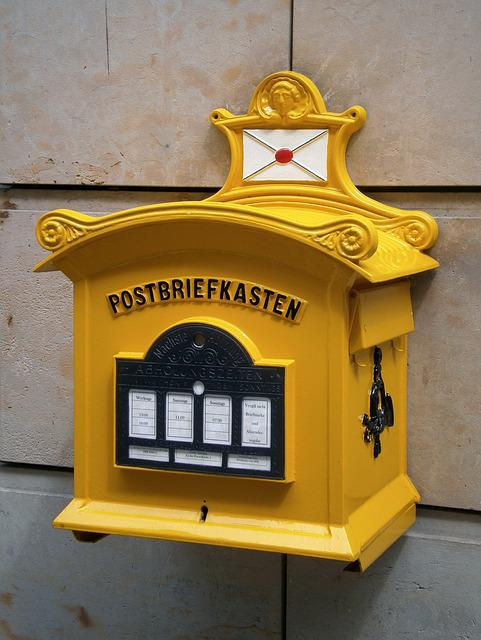 Mailbox, Letter Boxes, Post Mail Box, Post, Letters