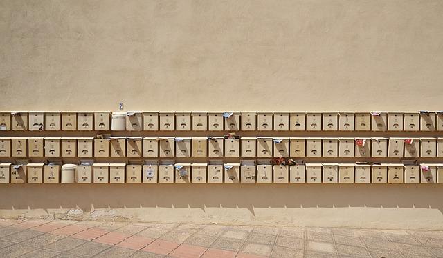 Mailbox, Post, Letter Boxes, Letters, Letter Box