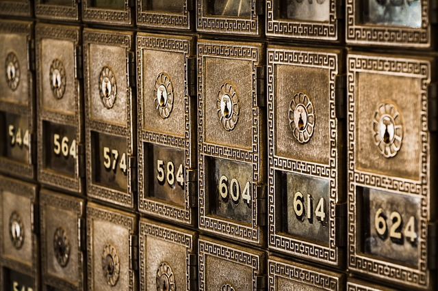Design, Letterboxes, Numbers, Postboxes