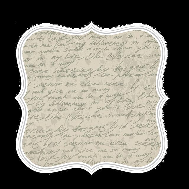 Tag, Vintage, Label, Old, Antique, Lettering