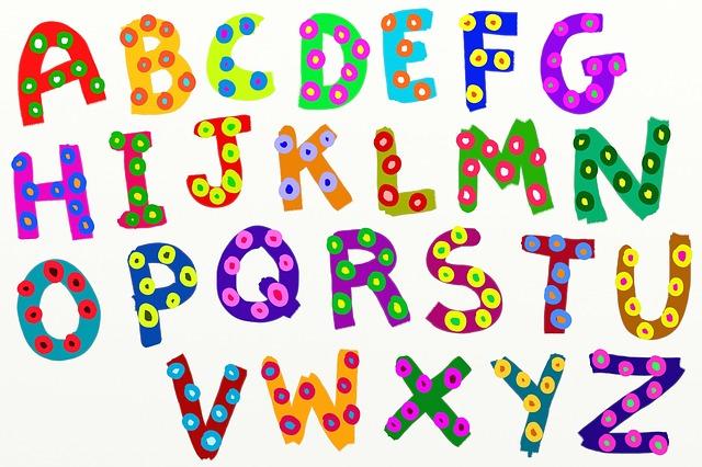 Alphabet, Text, Type, Typography, Typographic, Letters