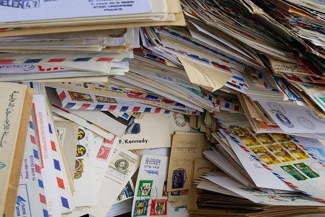 Communication, Letters, Envelope, Write, Greetings