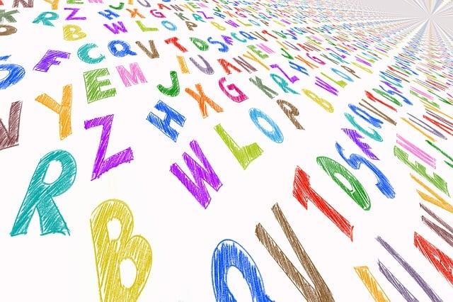 Letters, School, Learn, Alphabet, Abc, Language