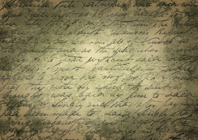 Paper, Old Paper, Font, Letters, Background, Texture