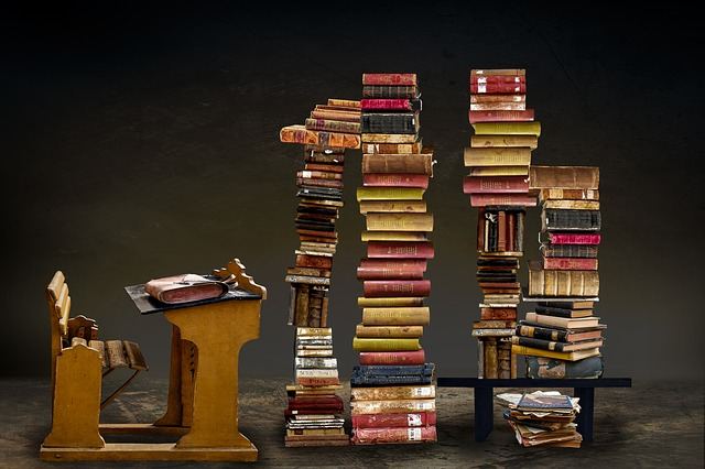 Books, Read, Learn, Literature, Old Books, Library