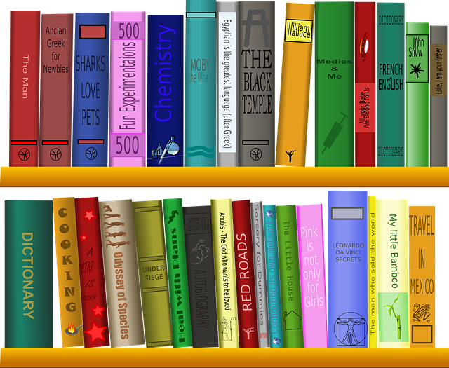 Shelf, Books, Library, Reading, Education, Knowledge