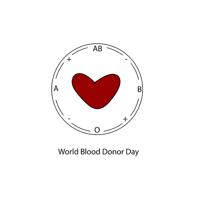 World Blood Donor Day, Heart, Blood, Donation, Life