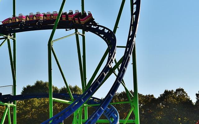 Life Is A Rollercoaster, Oktoberfest, Roller Coaster