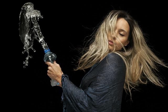 Model, Water, Life, Fiction, Idea, Conceptual, Portrait