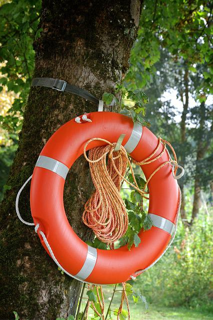 Lifebelt, Ring, Rescue, Swimming Ring, Not, Security