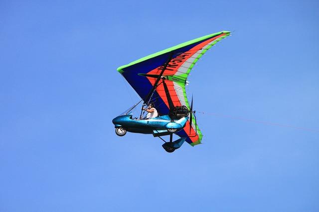 Aeroplanes, Aircraft, Blue, Light, Recreational, Sky