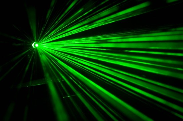 Green, Laser, Light Beam, Plays Of Light, Laser Beams
