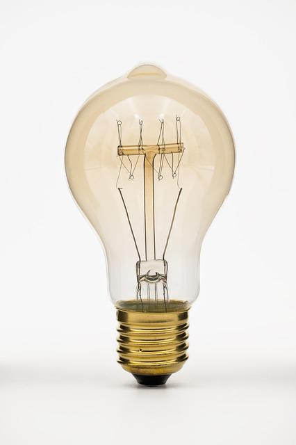 Bulbs, Light Bulb, Lamp, Edison, Tungsten, Glow Wire