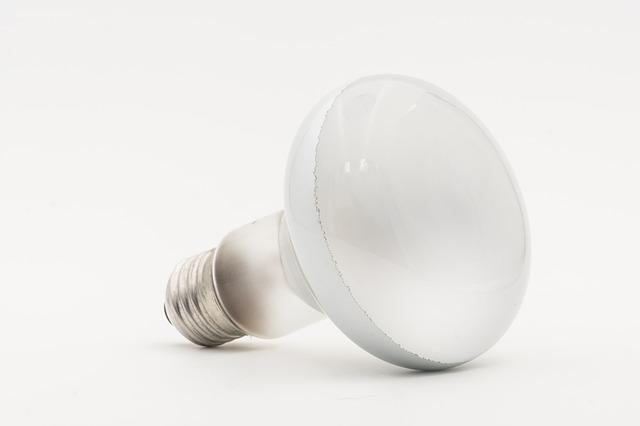 Bulbs, Light Bulb, Lamp, Opal, Matt, Frosted Glass