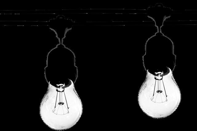 The Light Bulb, Light Bulb, Light, Electric, Energy