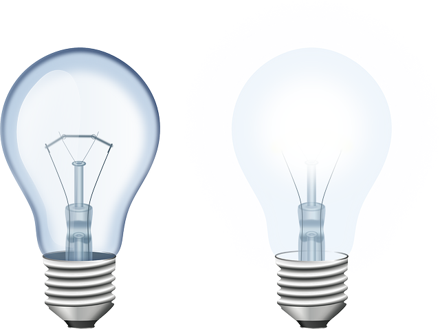 Light, Bulb, Electric Bulb, Lighting, Idea, Think