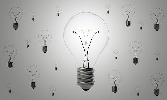 Lightbulbs, Bulbs, Light, Idea, Energy, Power