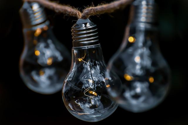 Light Bulb, Energy, Nature, Environment, Ecology, Light