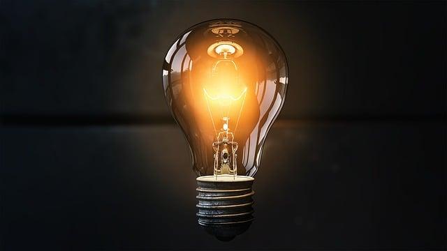 Light Bulb, Idea, Lit, Inspiration, Light, Energy, Bulb