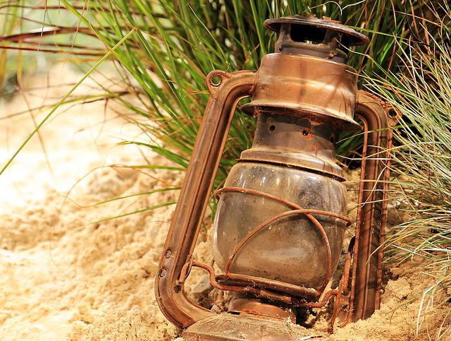 Lantern, Lighting, Light, Light Source, Lamp, Sand